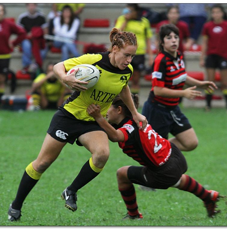 Torneo Rugby VII - Getxo Artea RT vs Gaztedi RT