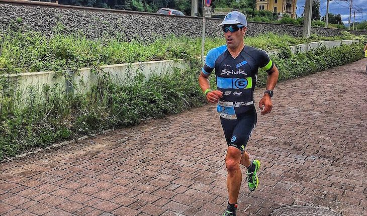 Eneko Llanos Ironman Austria 2º 2017
