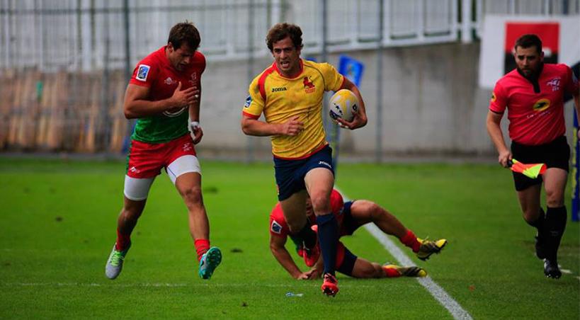 Rugby España Exeter