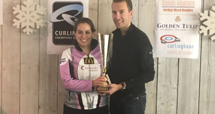 Irantzu Garcia gana Dutch Master 2018