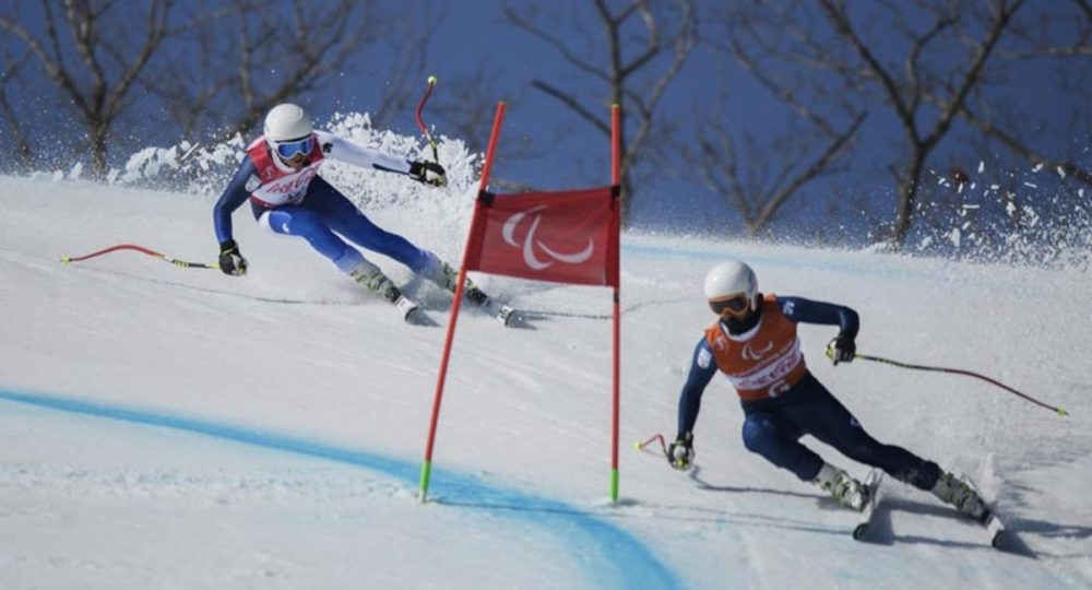 Jon Santacana plata supercombinada Pyeongchang 2018