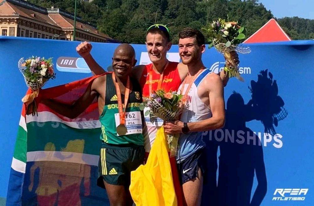 Iraitz Arrospide campeón Mundo 50 km