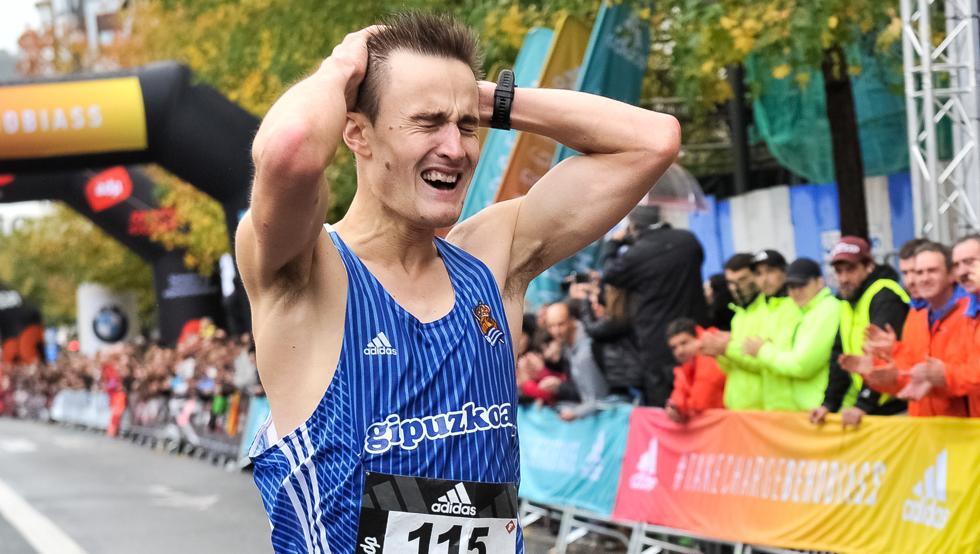 Iraitz Arrospide maratón Valentzia 2019